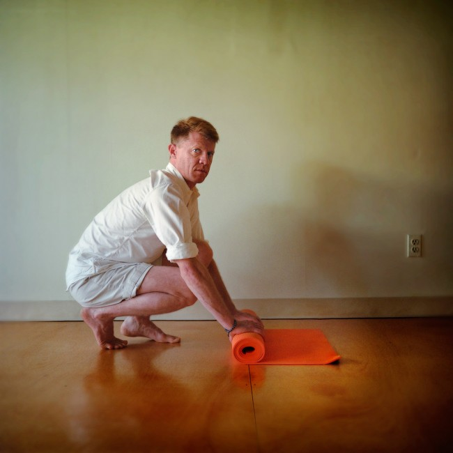 New Portraits: Yogis in Repose
